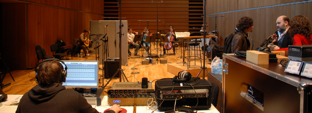 Recording APRIMA'T