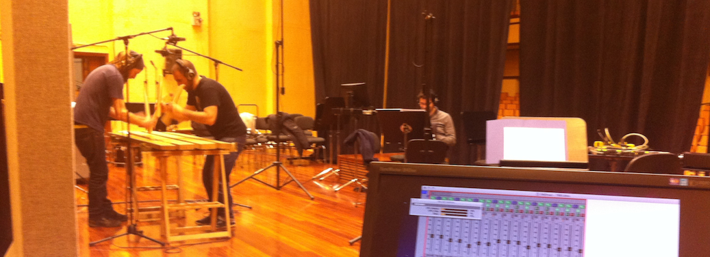 Recording 8 Apellidos Vascos